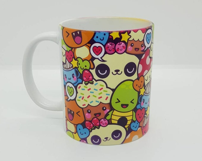 Cute Animal Cartoon Mug