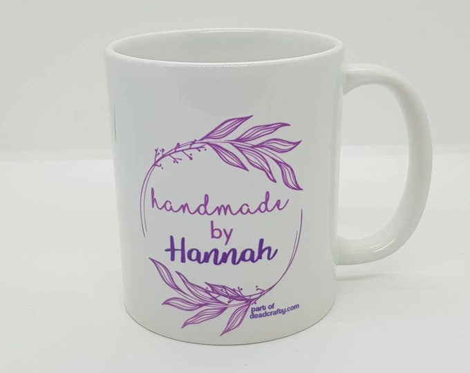 Business mugs - Add Your Own Logo - Personalised Mugs