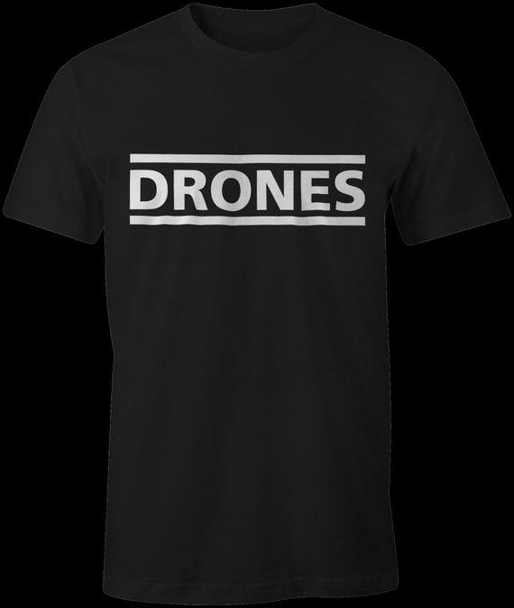 100 % premium coton - Muse Drones T-Shirt - coton 8 couleurs - 1ère classe gratuit livraison 13d73b