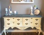 SOLD (Sample for custom order) French Country Sideboard Buffet