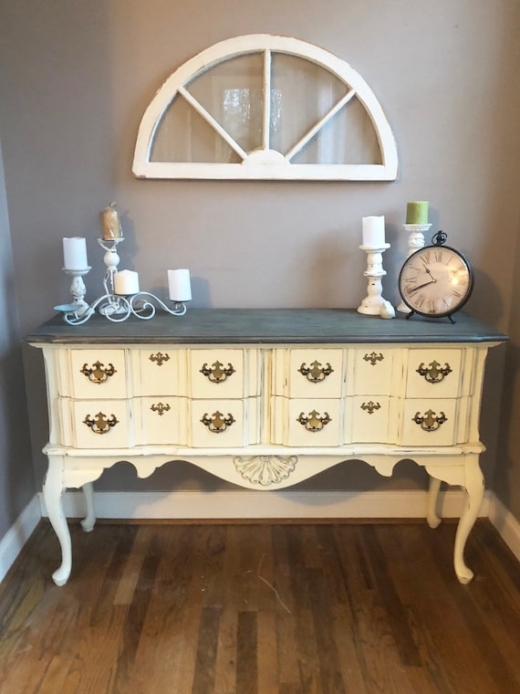 Sample for custom order SOLD!!! French Country Sideboard Buffet