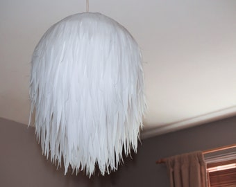 Handcrafted Paper Lampshade