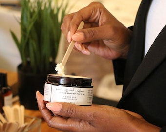 UNSCENTED Whipped Shea Butter | Shea Butter | Natural and Organic Ingredients | Heals and Moisturizes Dry Skin
