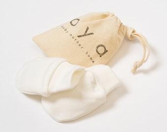 Baby Organic Cotton Mittens
