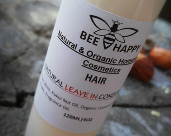 Natural Leave In Conditioner, Hair Spray, Hair Care, 120ml,