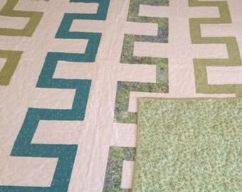 Green Key Quilt