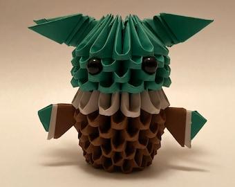 Geek culture 3D origami art | 270x340