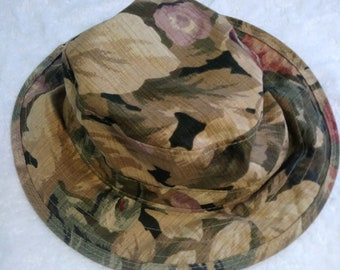 Vintage! Watership Trading Company Sunning Hat