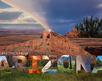 Arizona Photo Composite