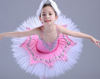 c643f3f66 Swan tutu dress