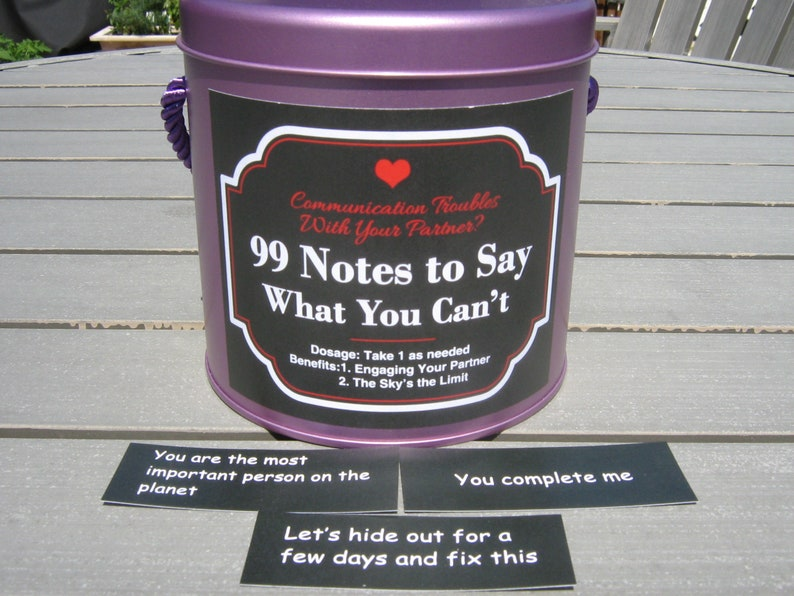 Relationship Solutions - 99 Notes To Say What You Can't  Let These Notes  Communicate Your Love