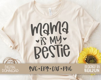 42+ Best Friends Svg * Mommy And Me Svg * Best Friends For Like Ever Cut File SVG
