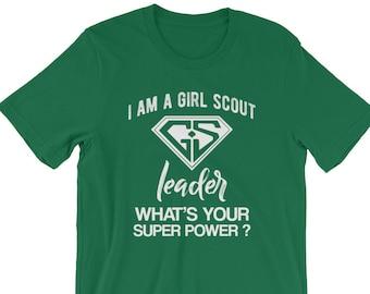 f32d87b26 girl scout shirt, girl scout cookie shirt, girl scout leader shirt, girl  scout leader gift, troop shirt,