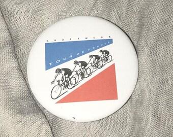 5ead3dcf2 Kraftwerk Tour De France Keychain Bottle Opener - 2.25