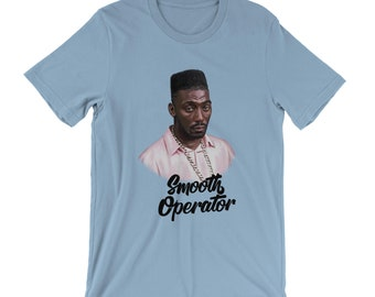 f6d360697 Big Daddy Kane T-Shirt - Smooth Operator Cold Chillin' old school classic  hip hop golden era 1980's new york city marly marl brooklyn