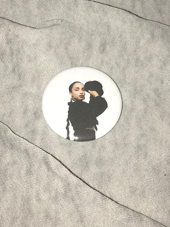 Sade Sew On Patch Lover/'s Rock Sweetest Taboo Smooth Operator Love Deluxe pin