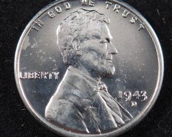 1943 steel penny | Etsy