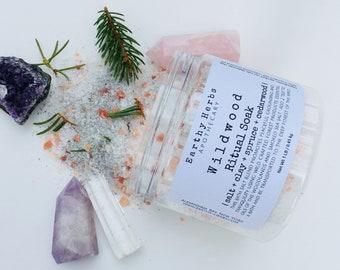 Wildwood Ritual Bath Soak