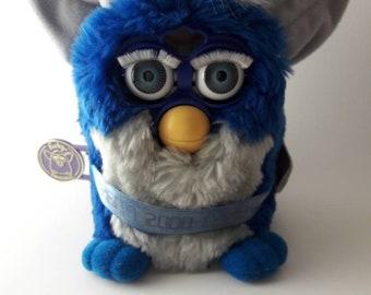 ORIGINAL Limited Edition Y2K Furby in Blue