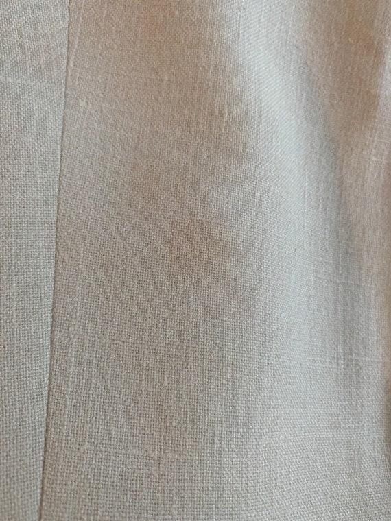 Vintage 70's Gucci Linen Trousers - image 8