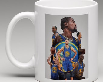 Golden State Warriors Championship Coffee Mug