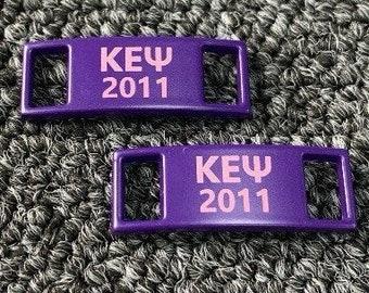 KEY Shoelace Charm
