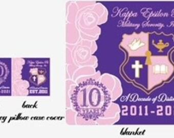 KEΨ 10th Anniversary Blanket Set