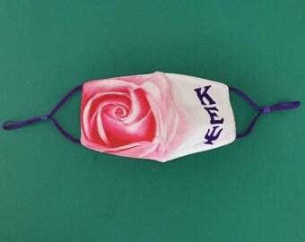 KEY Mask - Pink Rose