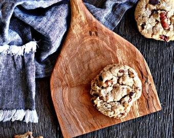 Favorite Baking Spatula | Handcrafted Wood Spatula | Handmade Baker Spatula | American Made Kitchen Utensil | Dreamware