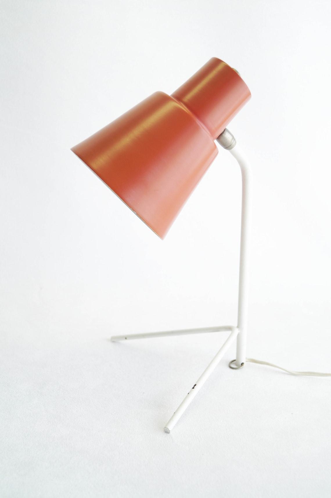 Vintage Pinocchio Tripod Base Table Lamp Mid Century Tripod Wall Or Desk Lamp 50 S Retro Decor