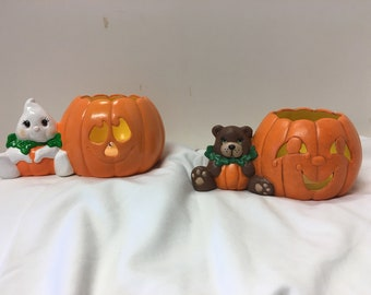 Halloween Candle Cups