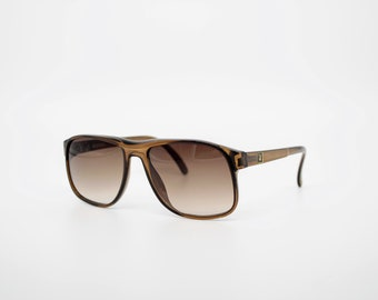 bd2599cb48c Vintage Sunglasses Playboy 4520 by Optyl Aviator Oversize authentic and  rare sunglasses Made in Germany
