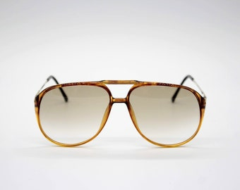 a8255a2bd4e Vintage Sunglasses Carrera 5321 by Optyl Aviator Oversize authentic and rare  sunglasses Made in Austria