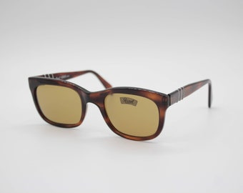 c0b9de86fe78a Vintage Sunglasses Persol Ratti 58226 Meflecto authentic and rare square  with original lenses Made in Italy NEW OLD STOCK