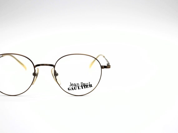 9a7288138698a Vintage Eyewear frame Jean Paul Gaultier 55 1174 authentic and