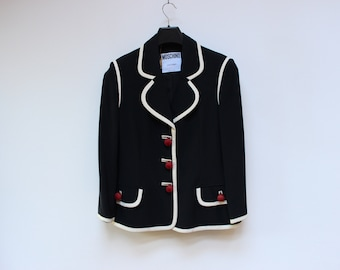1b089a5ccbf93 VINTAGE STUNNING Moschino Couture! Women s Jacket