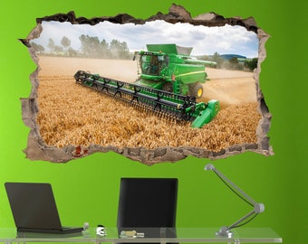 John deere decal Etsy