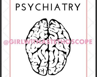 Psychiatry Notes Bundle