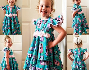 Always Time for a Tea Party Dress
