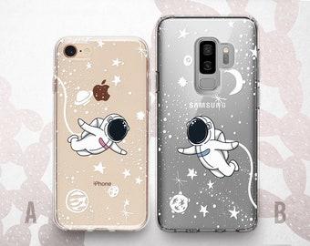 aa24d6c28 Best Friends Case Samsung 10 9 8 7 Couple iPhone x xr xs 8 7 6 5 Case  Cosmonaut Google Pixel 3 2 Case Cute LG G8 G6 G5 Case Samsung Note 9 8