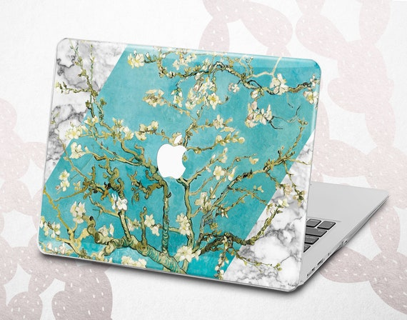 Full Body Hard Case Cover French Fries Cartoon Compatible with MacBook PRO 13 inch Model A1706 // A1708 // A1989 // A2159 - Year 2016-2019