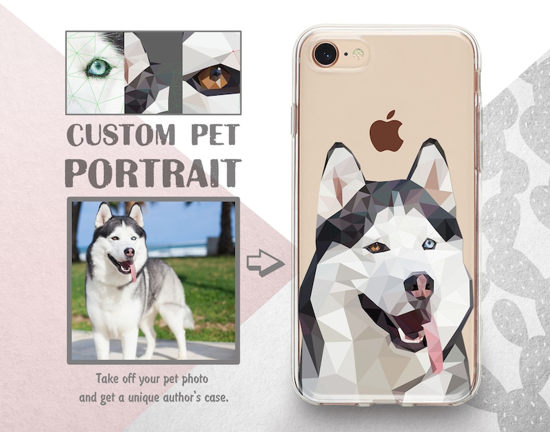 Illustrated Animal Iphone X Xr Xs 8 7 6 5 4 Case Lg G8 G6 Case Polygon Google Pixel 3 2 Xl Case Samsung 10 9 8 7 6 Customized Hand Drow Case