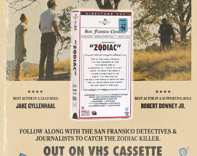 Zodiac VHS
