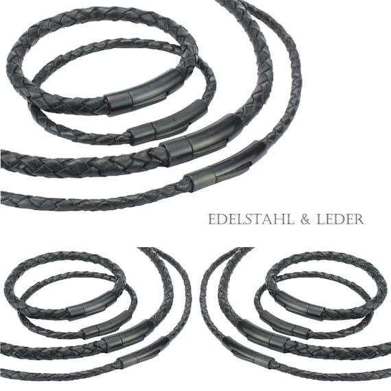 Spiral Tribal Chain Hose schwarz