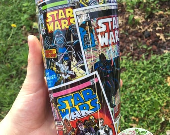 Comic Book 20oz Tumbler