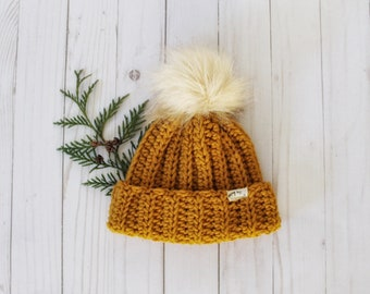 Crochet Fisherman Toque