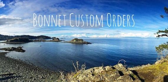 Custom Bonnets