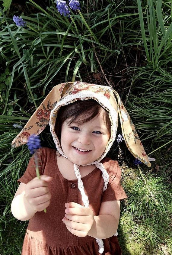 Custom Bunny Bonnet - Made to Order