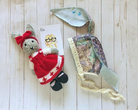 Bunny Bonnet - 18-24 Month