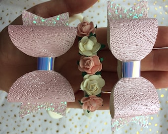 Fairy dust hairbands